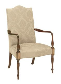 Martha Washington Chair From The James River Collection By Hickory Chair  Furniture Co. | Beautiful | Pinterest | Hickory Chair, Antique Chairs And  Furniture ...