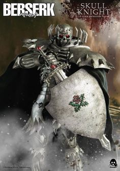 Threezero - Berserk - Skull Knight