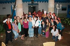 A group of UCLA SON students spent 8 days in Cuba