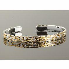 Hawaiian+Bangles | ... Hawaiian Jewelry - Hawaiian Heirloom Bangles - Cuff Bangles - `6mm