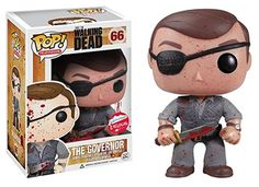 Funko Pop Walking Dead 66 Bloody The Governor