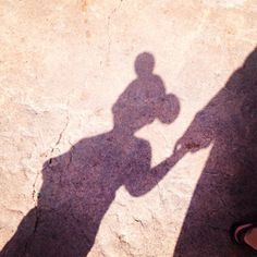 Where there is shadow, there is always light. #disneyside