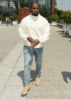 The Kanye West Look Book Photos   GQ