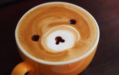 27.04.12. New Post Up!! ---> ♡Cute Latte Art ♡-See you sweeties ;)!! Photo:  拉拉熊...... by nodie26, via Flickr
