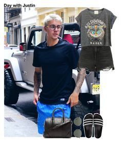 """""""209."""" by roldanrocio ❤ liked on Polyvore featuring Justin Bieber, adidas, Alexander Wang, WithChic, Givenchy and Ray-Ban"""