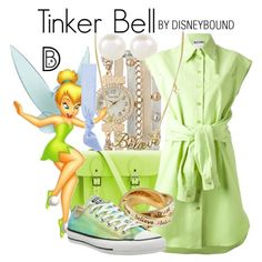 Tinker Bell by leslieakay