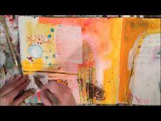Mindy Lacefield - Neat Stuff: A nostalgic journaling adventure (Play Fun-very primitive & folk art-y)