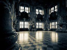 Dance floor in waiting?