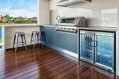 Outdoor Alfresco Kitchens Melbourne | Alfresco Kitchens, Outdoor Kitchen Cabinets Melbourne