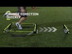 Hockey Off-Ice Training Drill #6: Speed Box for Quickness