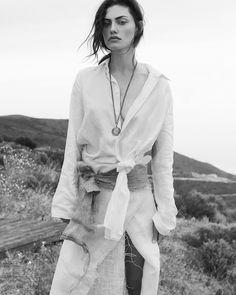 Фиби Тонкин — Фотосессия для «Unconditional» 2015 – 11