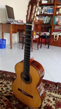 Chitarra da concerto Dario Cremaschi