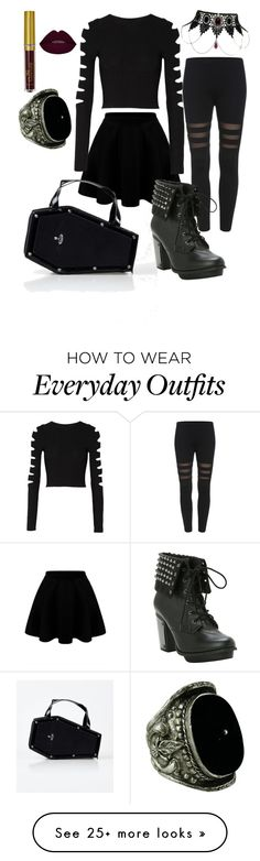 """everyday outfit"" by fitforapizza on Polyvore featuring Cushnie Et Ochs and Tom Ford"