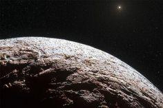 """Su órbita extraña y sus comportamientos """"rebeldes"""" alertaron a los especialistas, que ..."""