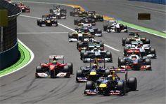 Twitter invade el 'paddock' de la Fórmula 1