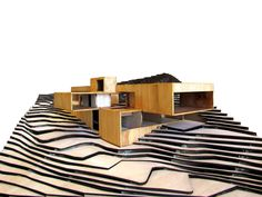 architecture cantilevers casa narigua over the mountains of northern mexico Architecture Model Making, Cultural Architecture, Concept Architecture, Landscape Architecture, Interior Architecture, Interactive Architecture, Tyni House, Architectural Scale, Casas Containers