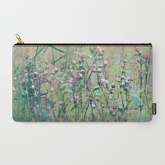 Wild flowers(2). Carry-All Pouch