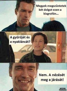 Terminator is allowed a guilty pleasure too. Funny Photos, Funny Images, Funny Jokes, Hilarious, Funny Troll, Humor Grafico, Do You Know What, Wholesome Memes, Funny Memes