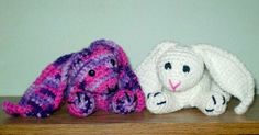 9 Simple and Quick Bunny Crochet Patterns - The Yarn Box The Yarn Box