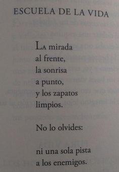Nunca.                                                                                                                                                                                 Más