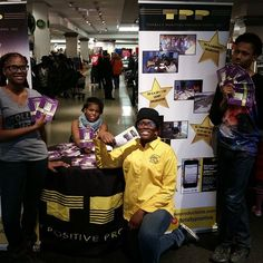 TPP Staff and Youth was at Carson's for Community Day Event on Saturday, January 16, 2016.  We will be at Carson's (Ford City Mall) 7601 S. Cicero this Saturday and Sunday from 2:00pm to 6:00pm.  Please come out and Support by buying a coupon booklet for $5.00. totallypositiveproductions.com