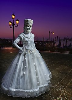 Elaborate Costumes at the Carnival of Venice (15 photos) - My Modern Met