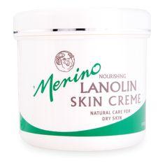 Merino Lanolin Skin Créme 500g Pot New Zealand's Original Lanolin Skin Care