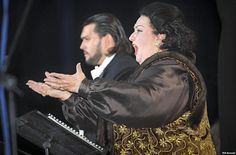 April 12 is the birthday of opera singer Maria de Montserrat Bibiana Concepcion Caballe i Folch, known as Montserrat Caballe. Born in Barcelona, the Spanish soprano made her professional debut. Lucrezia Borgia, Carnegie Hall, Opera Singers, 80th Birthday, Diva, Musicals, Spanish, Moscow, November
