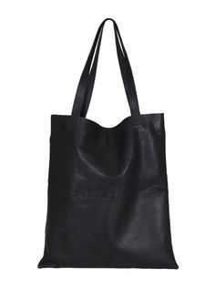 JUST FEMALE SS 14 // TRON LEATHER BAG