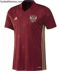 This is the new Russia jersey 2016/17, the Russian national team's new shirt for Euro 2016 and other forthcoming international football fixtures. Russia finished second in their group behind …