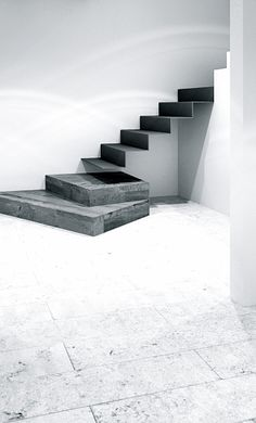 Staircase. Susanna Cots. Country House in Calaf, Barcelona