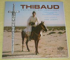 """Thibaud, Chevalier des Croisades...ma """"série"""" préférée"""