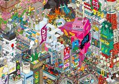 eBoy - Tokyo