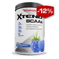 Scivation Xtend BCAA New Edition är en av de mest populära aminosyraprodukterna på marknaden med sina galet goda smaker. BCAA grenade aminosyror i 2-1-1-förhållande och total Aminosyrahalt är 75 - 81 % beroende på smak.