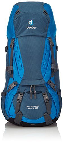 Deuter Aircontact 40  10 SL Sac  dos ArcticTurquoise 50 L >>> Details can be found by clicking on the image.(This is an Amazon affiliate link and I receive a commission for the sales)