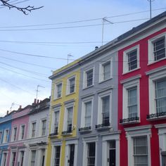 Notting Hill, London, England - photo credit: Samantha Ingarfield Notting Hill, London England, Photo Credit, Multi Story Building, London