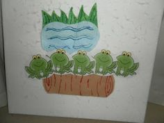 Books about Ponds and Bugs, with Felt Board songs and rhymes!