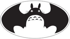 Totoro Batman
