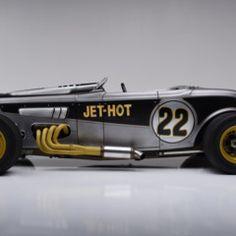 Foto 3 de 6 de la galería ford-roadster-1932-double-down en Motorpasión