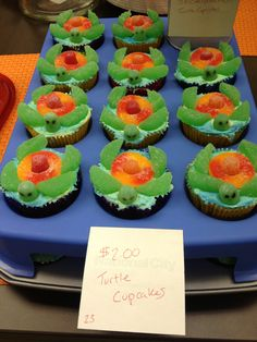 We had a bake sale to benefit RelayforLife  and the American Cancer Society