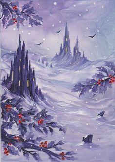 Snowy Castles