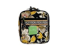Vera Bradley Lunch Bag in the Dogwood pattern, don't brown bag it anymore, you will love to show off this lunch bag.