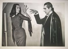 Vampira and Bela