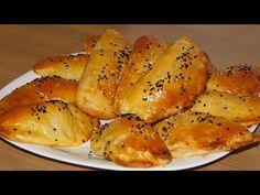 Восточные пирожки с фаршем/ турецкие пирожки с фаршем - YouTube