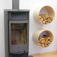 cool wood storage