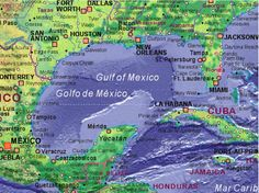 When an air mass moves over a large body of water, its original properties may change a lot; cold, dry continental polar air  moving over the Gulf of Mexico warms rapidly & gains moisture; the air quickly assumes the qualities of a maritime air mass