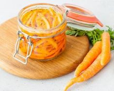 Recette de Pickles de carottes à la marocaine Pickels, Carrots, Turkey, Low Carb, Meat, Vegetables, Cooking, Food, Eat