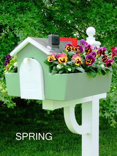 Extreme Makeover: Mailbox Edition 2014