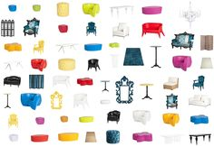 Whatever your colour choice, we are sure to have something to suit ! Amazing furniture for hire for your next event or celebration . check out the full range at www.valiant.com.au