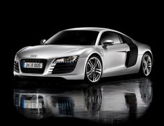 Audi R8....gorgeous!
